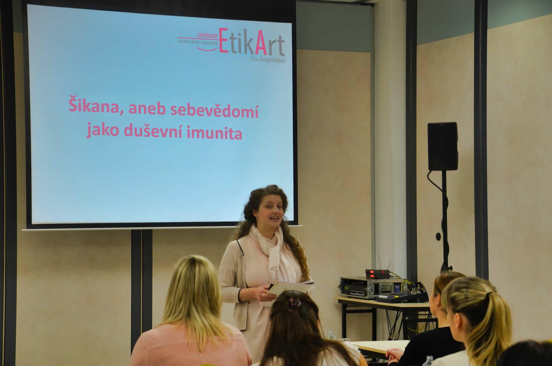 Přednáška - Šikana, aneb sebevědomí jako duševní imunita
