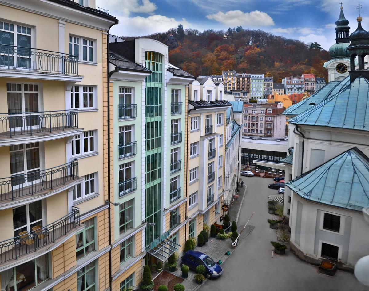 Ulice Moravská